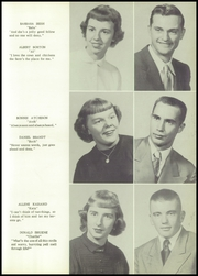 Page 13, 1954 Edition, Toledo High School - Tohiscan Yearbook (Toledo, IA) online yearbook collection