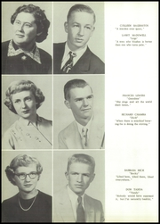 Page 14, 1954 Edition, Toledo High School - Tohiscan Yearbook (Toledo, IA) online yearbook collection