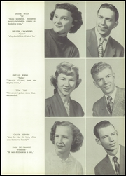 Page 15, 1954 Edition, Toledo High School - Tohiscan Yearbook (Toledo, IA) online yearbook collection