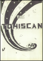 Page 7, 1954 Edition, Toledo High School - Tohiscan Yearbook (Toledo, IA) online yearbook collection