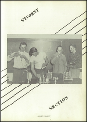 Page 9, 1954 Edition, Toledo High School - Tohiscan Yearbook (Toledo, IA) online yearbook collection