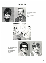 Tom Bean High School - Tom Cat Yearbook (Tom Bean, TX) online yearbook collection, 1971 Edition, Page 14