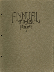 Tomah High School - Hamot Yearbook (Tomah, WI) online yearbook collection, 1917 Edition, Cover