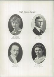 Page 10, 1917 Edition, Tomah High School - Hamot Yearbook (Tomah, WI) online yearbook collection