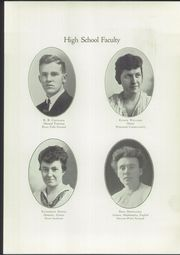 Page 11, 1917 Edition, Tomah High School - Hamot Yearbook (Tomah, WI) online yearbook collection