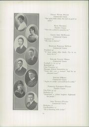 Page 16, 1917 Edition, Tomah High School - Hamot Yearbook (Tomah, WI) online yearbook collection