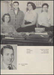 Page 13, 1958 Edition, Tonopah High School - Nugget Yearbook (Tonopah, NV) online yearbook collection