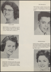 Page 14, 1958 Edition, Tonopah High School - Nugget Yearbook (Tonopah, NV) online yearbook collection