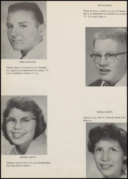 Page 16, 1958 Edition, Tonopah High School - Nugget Yearbook (Tonopah, NV) online yearbook collection