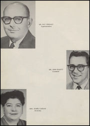 Page 8, 1958 Edition, Tonopah High School - Nugget Yearbook (Tonopah, NV) online yearbook collection