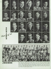 Page 16, 1940 Edition, Topeka High School - Sunflower Yearbook (Topeka, KS) online yearbook collection
