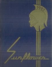 Topeka High School - Sunflower Yearbook (Topeka, KS) online yearbook collection, 1945 Edition, Cover
