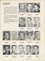 Topeka High School - Sunflower Yearbook (Topeka, KS) online yearbook collection, 1954 Edition, Page 15 of 184