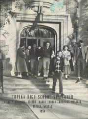 Topeka High School - Sunflower Yearbook (Topeka, KS) online yearbook collection, 1954 Edition, Page 5