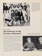 Topeka High School - Sunflower Yearbook (Topeka, KS) online yearbook collection, 1961 Edition, Page 14 of 352