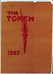 Torrance High School - Torch Yearbook (Torrance, CA) online yearbook collection, 1927 Edition, Cover