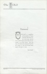 Toulon Township High School - Tolo Yearbook (Toulon, IL) online yearbook collection, 1923 Edition, Page 12