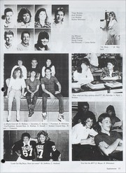 Toulon Township High School - Tolo Yearbook (Toulon, IL) online yearbook collection, 1988 Edition, Page 15