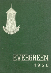 Tower Hill School - Evergreen Yearbook (Wilmington, DE) online yearbook collection, 1956 Edition, Cover