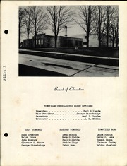 Page 13, 1951 Edition, Townville High School - Memories Yearbook (Townville, PA) online yearbook collection