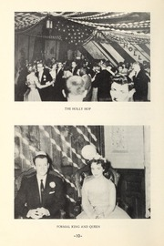 Trafalgar Castle School - Yearbook (Whitby, Ontario Canada) online yearbook collection, 1954 Edition, Page 12