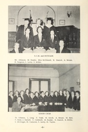 Trafalgar Castle School - Yearbook (Whitby, Ontario Canada) online yearbook collection, 1954 Edition, Page 8