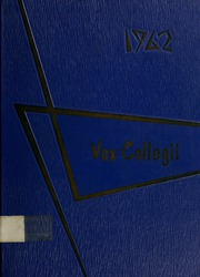 Trafalgar Castle School - Yearbook (Whitby, Ontario Canada) online yearbook collection, 1962 Edition, Cover