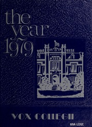 Trafalgar Castle School - Yearbook (Whitby, Ontario Canada) online yearbook collection, 1979 Edition, Cover