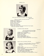 Page 12, 1969 Edition, Trafalgar School - Echoes Yearbook (Montreal, Quebec Canada) online yearbook collection