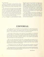 Page 6, 1969 Edition, Trafalgar School - Echoes Yearbook (Montreal, Quebec Canada) online yearbook collection