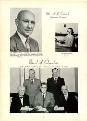 Trafford High School - Reflector Yearbook (Trafford, PA) online yearbook collection, 1954 Edition, Page 8