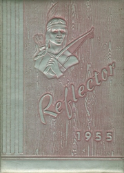 Trafford High School - Reflector Yearbook (Trafford, PA) online yearbook collection, 1955 Edition, Cover