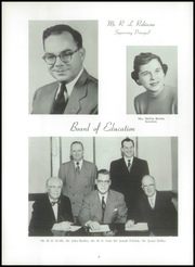 Page 10, 1955 Edition, Trafford High School - Reflector Yearbook (Trafford, PA) online yearbook collection