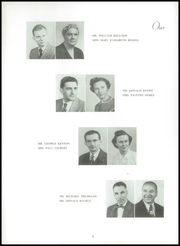 Page 12, 1955 Edition, Trafford High School - Reflector Yearbook (Trafford, PA) online yearbook collection