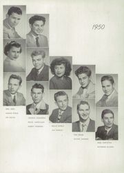 Page 12, 1950 Edition, Tranquillity High School - Tule Yearbook (Tranquillity, CA) online yearbook collection