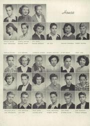 Page 15, 1950 Edition, Tranquillity High School - Tule Yearbook (Tranquillity, CA) online yearbook collection