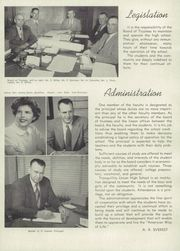Page 7, 1950 Edition, Tranquillity High School - Tule Yearbook (Tranquillity, CA) online yearbook collection