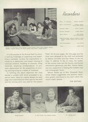 Page 9, 1950 Edition, Tranquillity High School - Tule Yearbook (Tranquillity, CA) online yearbook collection