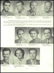 Page 15, 1954 Edition, Tranquillity High School - Tule Yearbook (Tranquillity, CA) online yearbook collection