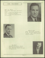 Page 10, 1949 Edition, Tremont High School - Echo Yearbook (Tremont, IL) online yearbook collection