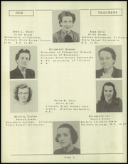 Page 12, 1949 Edition, Tremont High School - Echo Yearbook (Tremont, IL) online yearbook collection