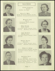 Page 13, 1949 Edition, Tremont High School - Echo Yearbook (Tremont, IL) online yearbook collection
