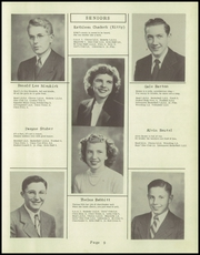 Page 15, 1949 Edition, Tremont High School - Echo Yearbook (Tremont, IL) online yearbook collection