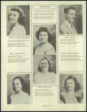 Page 16, 1949 Edition, Tremont High School - Echo Yearbook (Tremont, IL) online yearbook collection