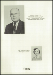 Page 10, 1955 Edition, Tremont High School - Echo Yearbook (Tremont, IL) online yearbook collection