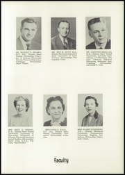 Page 11, 1955 Edition, Tremont High School - Echo Yearbook (Tremont, IL) online yearbook collection