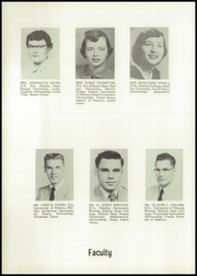 Page 12, 1955 Edition, Tremont High School - Echo Yearbook (Tremont, IL) online yearbook collection