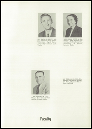 Page 13, 1955 Edition, Tremont High School - Echo Yearbook (Tremont, IL) online yearbook collection