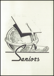 Page 15, 1955 Edition, Tremont High School - Echo Yearbook (Tremont, IL) online yearbook collection