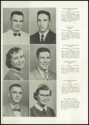Page 16, 1955 Edition, Tremont High School - Echo Yearbook (Tremont, IL) online yearbook collection